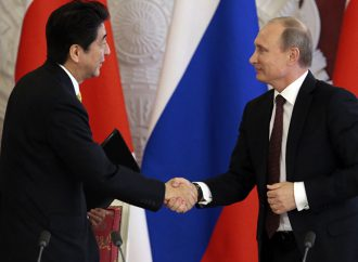 Japan's Shinzo Abe to sit down with Vladimir Putin with Kuril Islands in sight