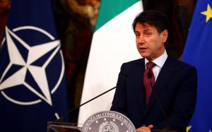 New Italian PM to meet with German chancellor to discuss comprehensive immigration reform