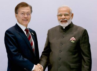 India seeks closer economic and defence ties with South Korea in strategic departure