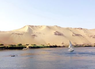 Shifts in the hydropolitical landscape of the Nile Basin