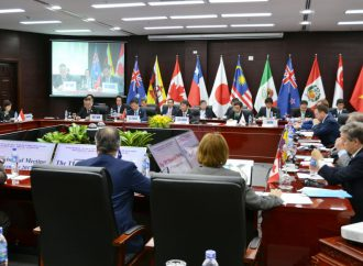 TPP-11 to discuss mechanism to welcome new members on Tuesday