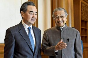 Malaysian PM hopes to recalibrate Chinese investment on trip to Beijing