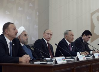 Caspian countries strike major energy accord at annual regional summit