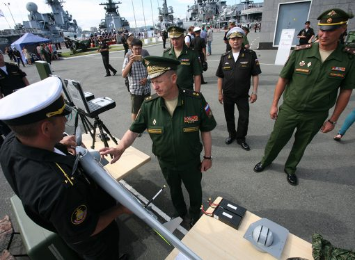 Army-2018 Forum to be held in eastern Russian city of Vladivostok on Friday