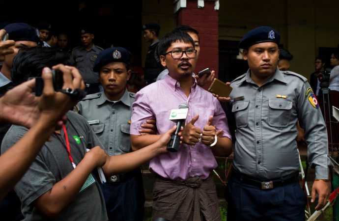 Myanmar expected to release verdict in Reuters journalist trial in test of press freedom