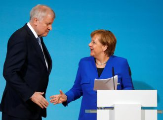 German interior ministers gives annual 'summer' interview following rift with Chancellor
