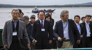 Delegation of Japanese business leaders and officials to visit disputed Kuril Islands