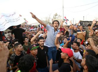 Iraqi parliament convenes to elect speaker as anti-government protests surge
