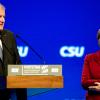 Christian Social Union deliberates on future amid Bavarian elections