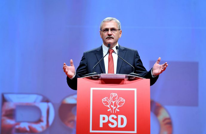 Romania's ruling party to decide on the future of controversial leader Liviu Dragnea