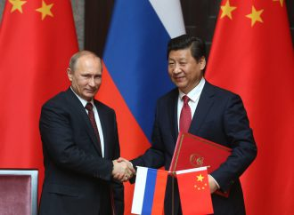 Vladimir Putin and Xi Jinping expected to hold sideline talks in Vladivostok