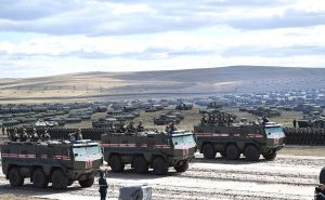 Pivot to Russia? Mongolia's participation in Vostok-18