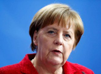 Germany's Merkel to step down as party chief as risk of coalition collapse increases