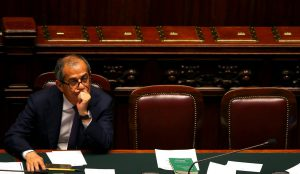 Italy submits controversial budget to European Commission for review