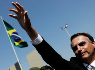 US national security advisor to meet with Brazilian President-elect Bolsonaro