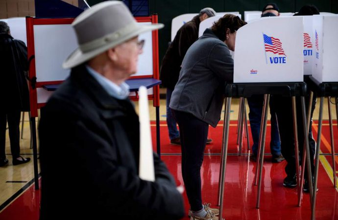 Democrats likely to make congressional gains in critical US midterm election
