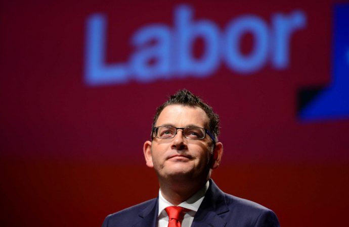 Voters in the Australian State of Victoria expected to reelect the Andrews Labour government