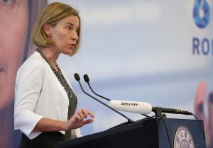 EU and Ukrainian officials hold trade and economic reform talks in Brussels