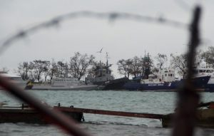 EU foreign ministers to discuss Kerch Strait crisis and expanded sanctions against Russia