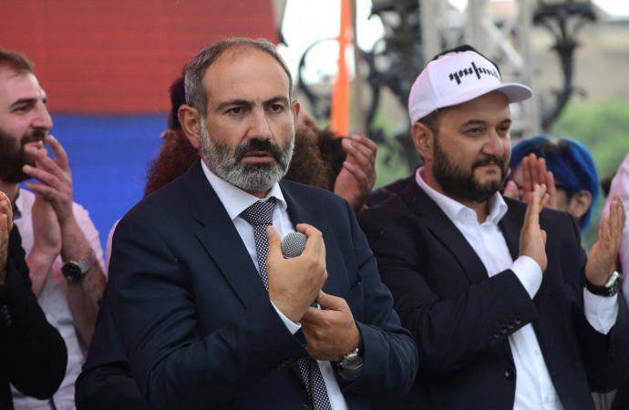 Incumbent party expected to be re-elected in Armenian snap parliamentary vote