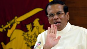Sri Lankan political opposition seeks to further isolate president accused of executive overreach