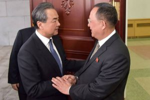Foreign ministers of North Korea and China wrap up three days of talks