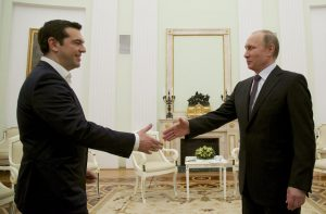 Greece and Russia to normalise relations after spat over Macedonia