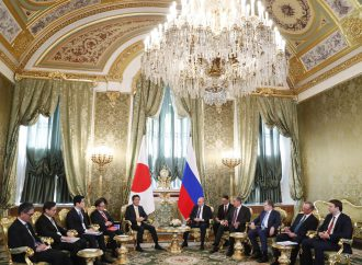 Japan and Russia to hold negotiations over disputed Kuril Islands territory