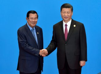 Cambodian PM in Beijing to promote investment opportunities and deepen bilateral ties