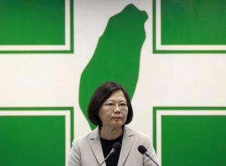 Taiwan ruling party to elect new leadership following November electoral defeats