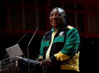 South Africa's ANC launches new party platform ahead of general elections