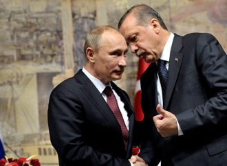 Erdogan in Moscow to discuss US withdrawal from Syria with Vladimir Putin