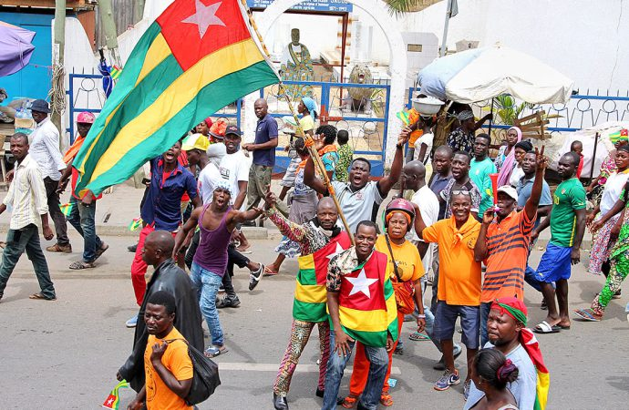 Togo's opposition coalition to protest result of December legislative elections