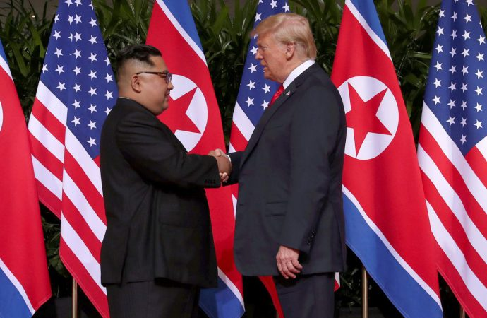 US and North Korea officials hold working meeting ahead of second Trump-Kim summit