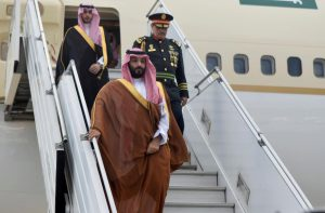 Saudi Crown Prince MBS to advance investment talks on India visit