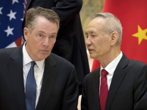 US, China to begin next round of trade negotiations in Washington as deadline looms