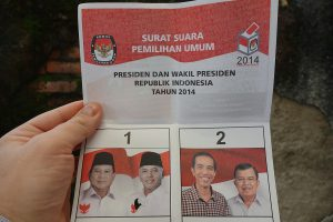 The illiberal turn in the 2019 Indonesian election