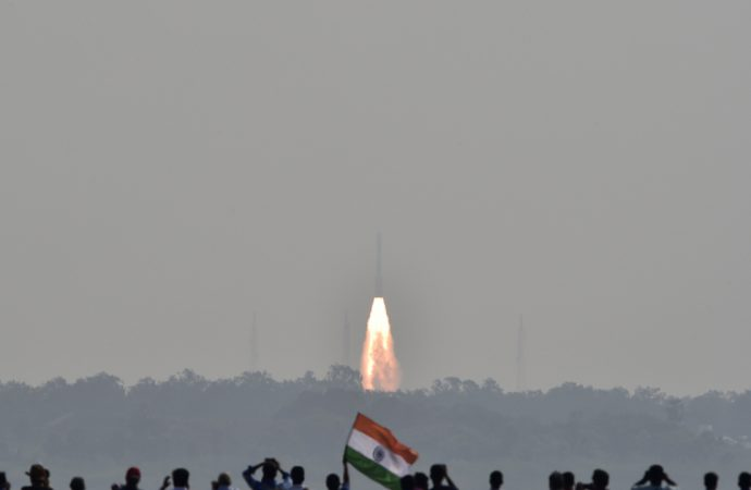 Indian intelligence satellite launch highlights growing capabilities
