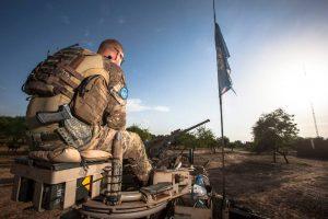 Dutch MINUSMA troops, UN mission Mali 01 / Jihadi violence in Mali