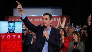 Spain prepares for general elections as candidates hold final debate