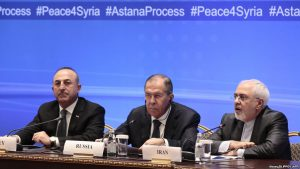 Iran pushes for Syrian constitutional committee, political settlement process