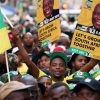 Support for South Africa re-elected ANC contingent on promised social and economic reforms