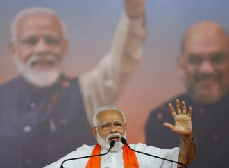 India's Narendra Modi to be sworn in for second five-year term on Thursday
