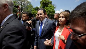 Growing corruption scandal overshadows Guatemalan presidential elections