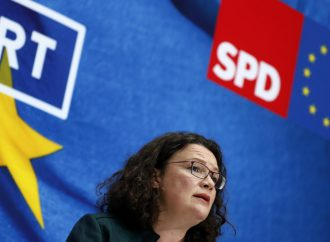 Germany's SPD votes on new party leadership following dismal European Parliament results