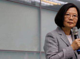 Taiwan's President Tsai faces primary challenge ahead of general elections