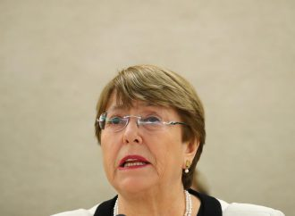 UN High Commissioner for Human Rights in Venezuela for talks with Maduro, Guaido