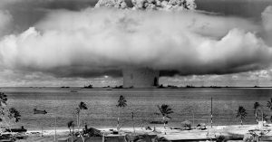 A blast from the past: the Pacific's nuclear legacy