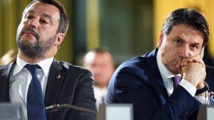 italy coalition talks