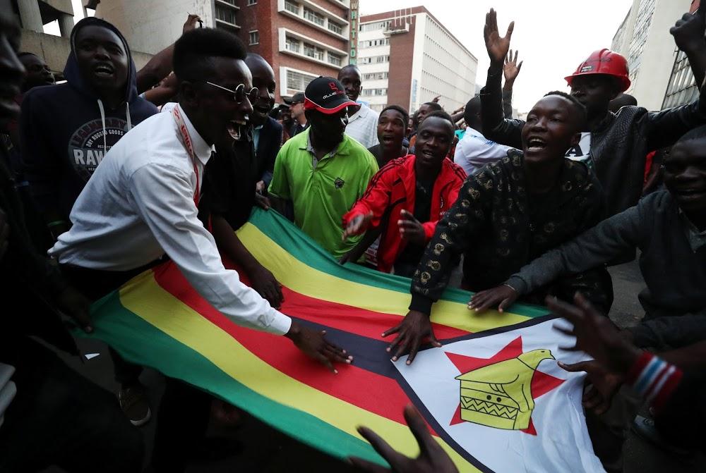 mdc protests zimbabwe